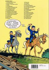 Verso de Les tuniques Bleues -5b1993- Les déserteurs
