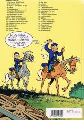Verso de Les tuniques Bleues -2d92- Du nord au sud