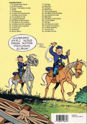 Verso de Les tuniques Bleues -12b1991- Les bleus tournent cosaques