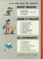 Verso de Les schtroumpfs -8a76- Histoires de Schtroumpfs