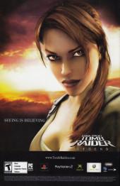 Verso de Hawkman Vol.4 (DC comics - 2002) -52- The evil that men do