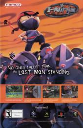 Verso de Hellboy: Weird Tales (2003) -6- Issue #6