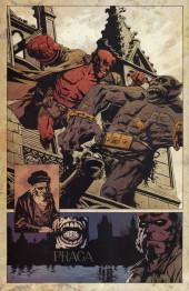 Verso de Hellboy: Weird Tales (2003) -8- Issue #8