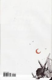 Verso de Hellboy (1994) -23- The island part 1