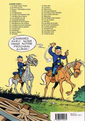 Verso de Les tuniques Bleues -24a1993- Baby blue