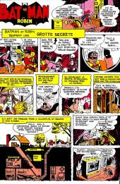 Verso de Superman l'homme d'acier puis Superman et Batman (1re Série Interpresse) -6- La super-équipe !