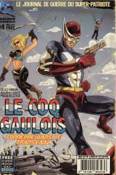 Verso de Free Comic Book Day 2015 (France) - Le coq gaulois