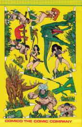 Verso de Gumby (1987) -OS- Gumby winter special