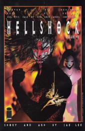 Verso de Hellshock (1994) -1- The sign of the cross part 1