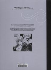 Verso de Les grands Classiques de la Bande Dessinée érotique - La Collection -5474- Rendez-vous fatal