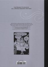 Verso de Les grands Classiques de la Bande Dessinée érotique - La Collection -5559- Paulette - Tome 3
