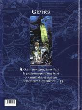 Verso de Le neptune -2- Vers un autre monde