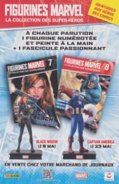 Verso de X-Men Resurrxion  -7- Bons baisers de russie