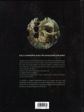 Verso de Espace Vital -3- Volume 3