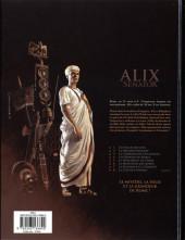 Verso de Alix Senator -7- La Puissance et l'éternité