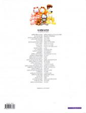 Verso de Garfield -66- Chat-Zam