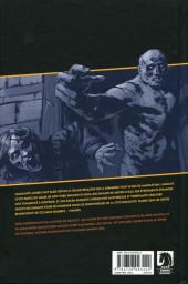 Verso de Joe Golem, détective de l'occulte -1- Le Chasseur de rats & Sous l'eau, les morts