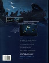 Verso de Deepwater Prison -INT- Intégrale