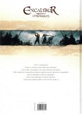 Verso de Excalibur - Chroniques -5- Morgane
