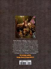 Verso de Savage Sword of Conan (The) - La Collection (Hachette) -14- Lune de sang