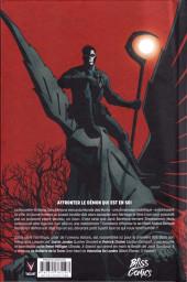 Verso de Shadowman -INT A- Intégrale