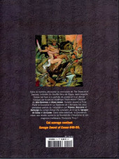 Verso de Savage Sword of Conan (The) - La Collection (Hachette) -15- Quand la folie porte la couronne