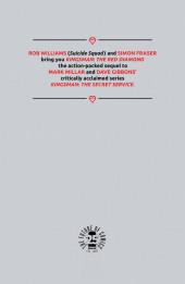 Verso de Kingsman: The Red Diamond (2017) -2- Issue #2