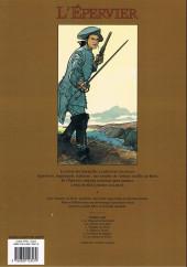 Verso de L'Épervier (Pellerin) -3b2009- Tempête sur Brest