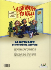 Verso de Papy boomers -1- Tome 1