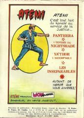 Verso de Yataca (Fils-du-Soleil) -176- La monstre du Nyassa
