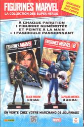 Verso de Marvel Generations -3- 3/4