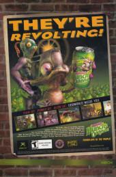 Verso de Incredible Hulk (The) (Marvel comics - 2000) -36- The gang's all here!