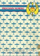 Verso de Battler Britton (Imperia) -23- Dans le repaire des requins