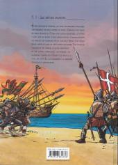 Verso de Cette histoire qui a fait la Corse -1- Les siècles maudits