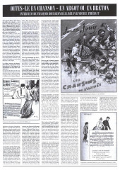 Verso de Les passagers du vent -83- Le Sang des cerises - Livre 1 (3/4)