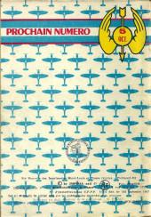 Verso de Battler Britton -195- Un français