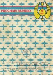Verso de Battler Britton -197- Les équipes du sol