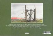 Verso de (AUT) Poncelet - Brabant Wallon - Carnets de voyage