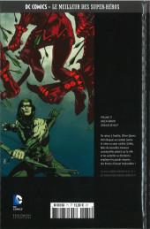 Verso de DC Comics - Le Meilleur des Super-Héros -71- Green Arrow - Oiseaux de Nuit