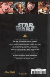 Verso de Star Wars - Légendes - La Collection (Hachette) -6540- Dark Times - V. Feu Sacré