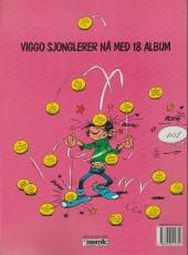 Verso de Gaston (en norvégien) -11a91-
