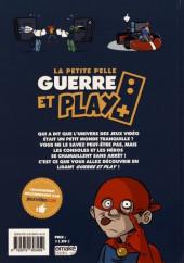 Verso de Guerre et Play - Tome 1