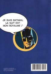 Verso de Batman (Panini) -MBD17- Batman - Le Monde de la BD - 17