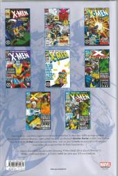Verso de X-Men (L'intégrale) -34INT- X-Men : L'Intégrale 1993 (III)