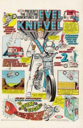 Verso de Amazing Adventures (1970) -22- Washington nightmare!