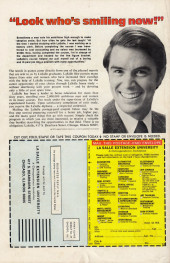 Verso de Amazing Adventures (1970) -25- The devil's marauder