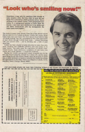 Verso de Amazing Adventures (1970) -35- The 24-hour man