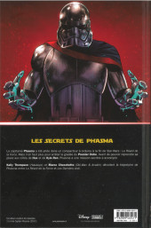 Verso de Star Wars - Capitaine Phasma - La Survivante