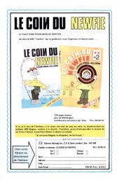 Verso de Le fantôme (Éditions Héritage) -10- La tournée de mort de Diana