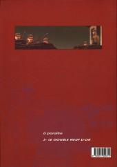 Verso de Capitaine Sabre -2a2003- Miss Visage
